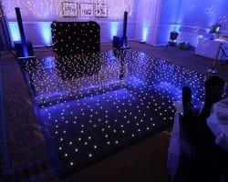 Starlight Dance floor hire london sussex
