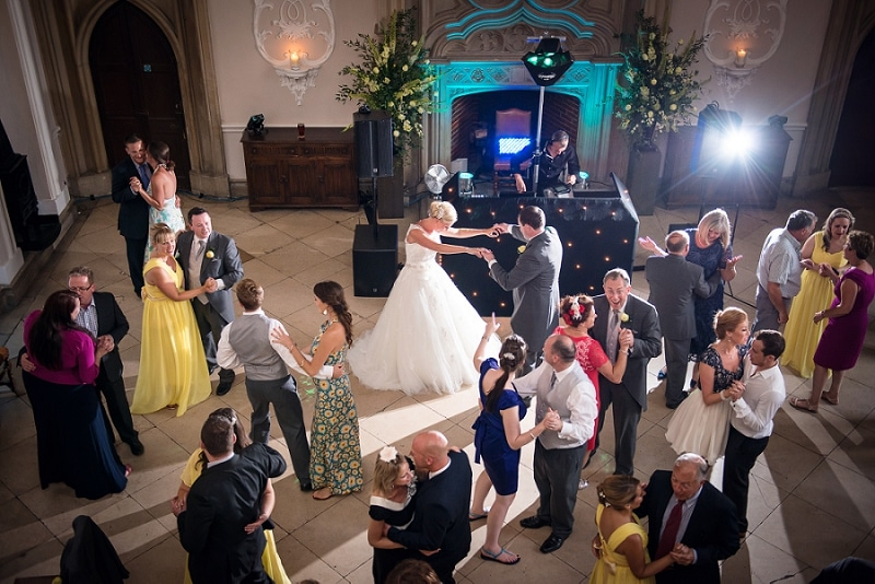 wedding-dj-party-in-full-flow-at-wiston-house-sussex
