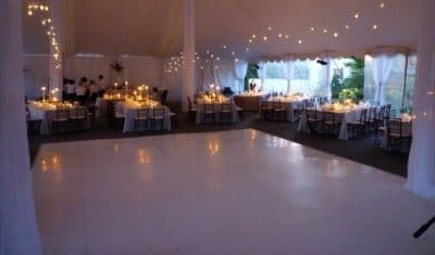 Dance floor hire london sussex