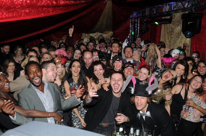 london corporate event DJ entertainment