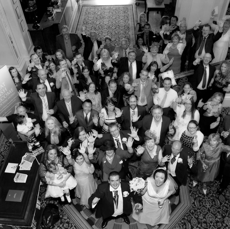 Sussex wedding DJ service grand hotel