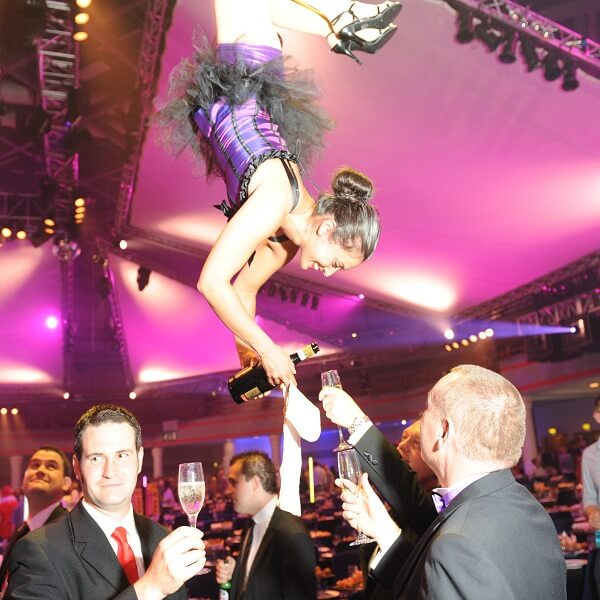 Ireland corporate event entertainment party DJs acts events