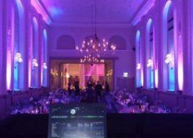 WEDDING DJ IRELAND MOOD LIGHTING