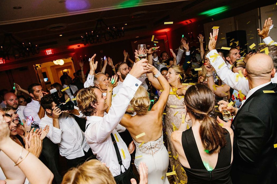 Wedding DJ Ireland party in Dublin