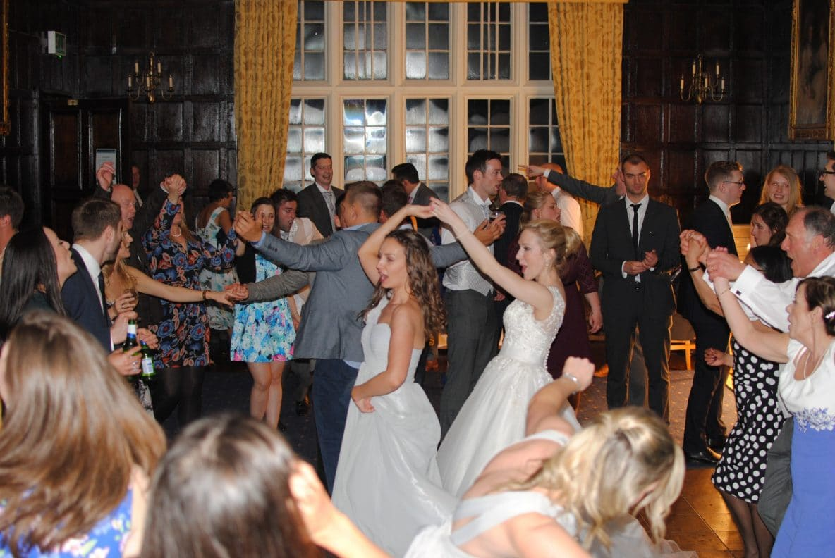 Sussex wedding DJ London party event