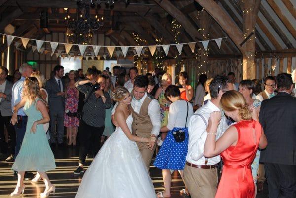 wedding DJ Sussex London