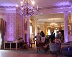 LED Uplighitng Moodlighting Wedding DJ Sussex