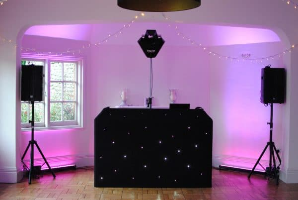 Wedding DJ Eastbourne Sussex Corporate DJ London