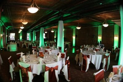 wedding dj sussex LED uplighting mood lighting