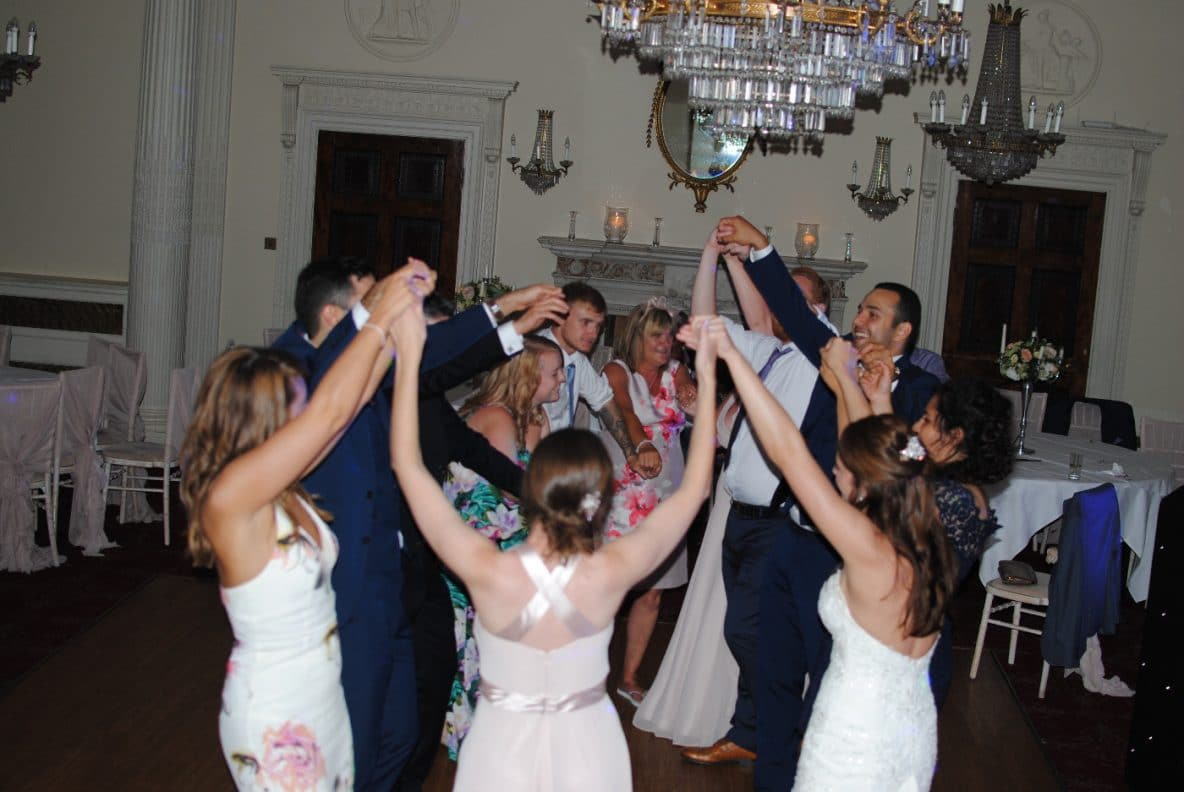 Sussex wedding DJ party and event entertainment London