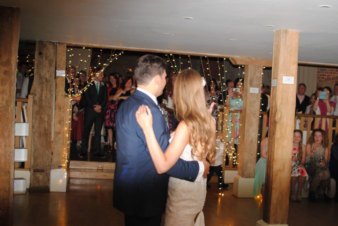 Sussex event DJ first dance wedding celebration london